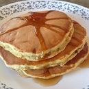 The Best Banana Pancakes