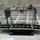 Automatic London Bascule bridge (Arduino based Student Project)
