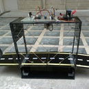 Automatic London Bascule bridge (Arduino based Student Project)