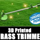 Cortadora de césped impresa en 3D (MPCNC Printed)