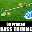 3D Printed Grass Trimmer (MPCNC Printed)