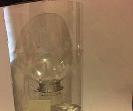 EZ Water Bottle Clock
