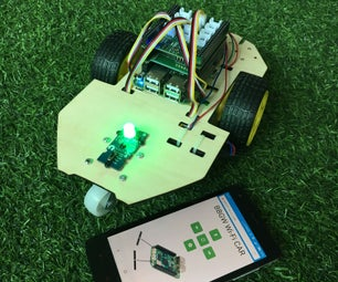 Super Quickly DIY Web RC Car With Python and BeagleBone