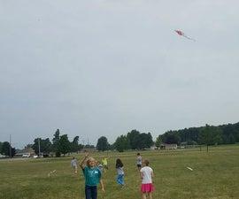 Build Your Own Mini Kite