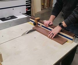 How to Make a Cross Cut Sled