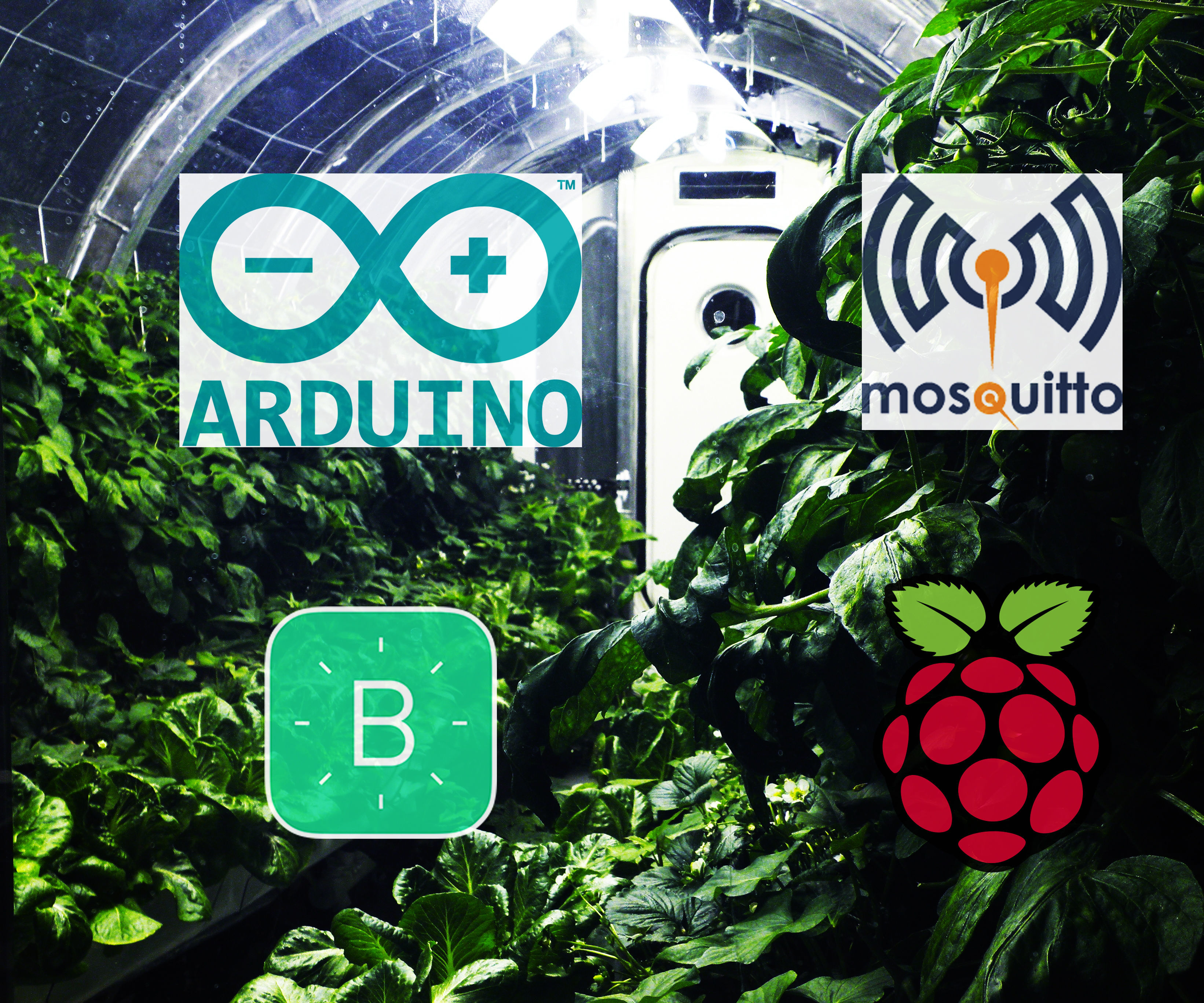 Upgradable Automated/connected Indoor Garden