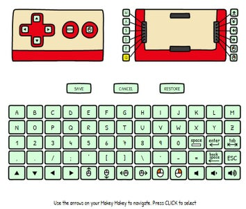 How to Change the Default Keys Supported by the Makey Makey Board
