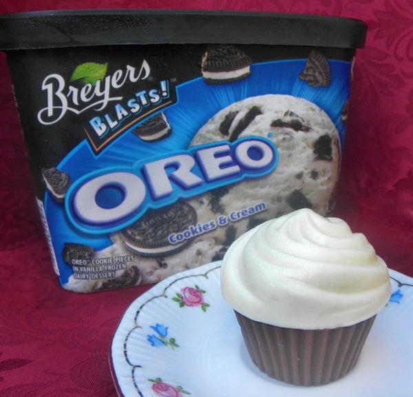 Oreo Icecream Chocolate Cupcake Bites