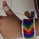 Rainbow Friendship Band