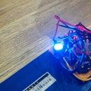 Lost drone alarm
