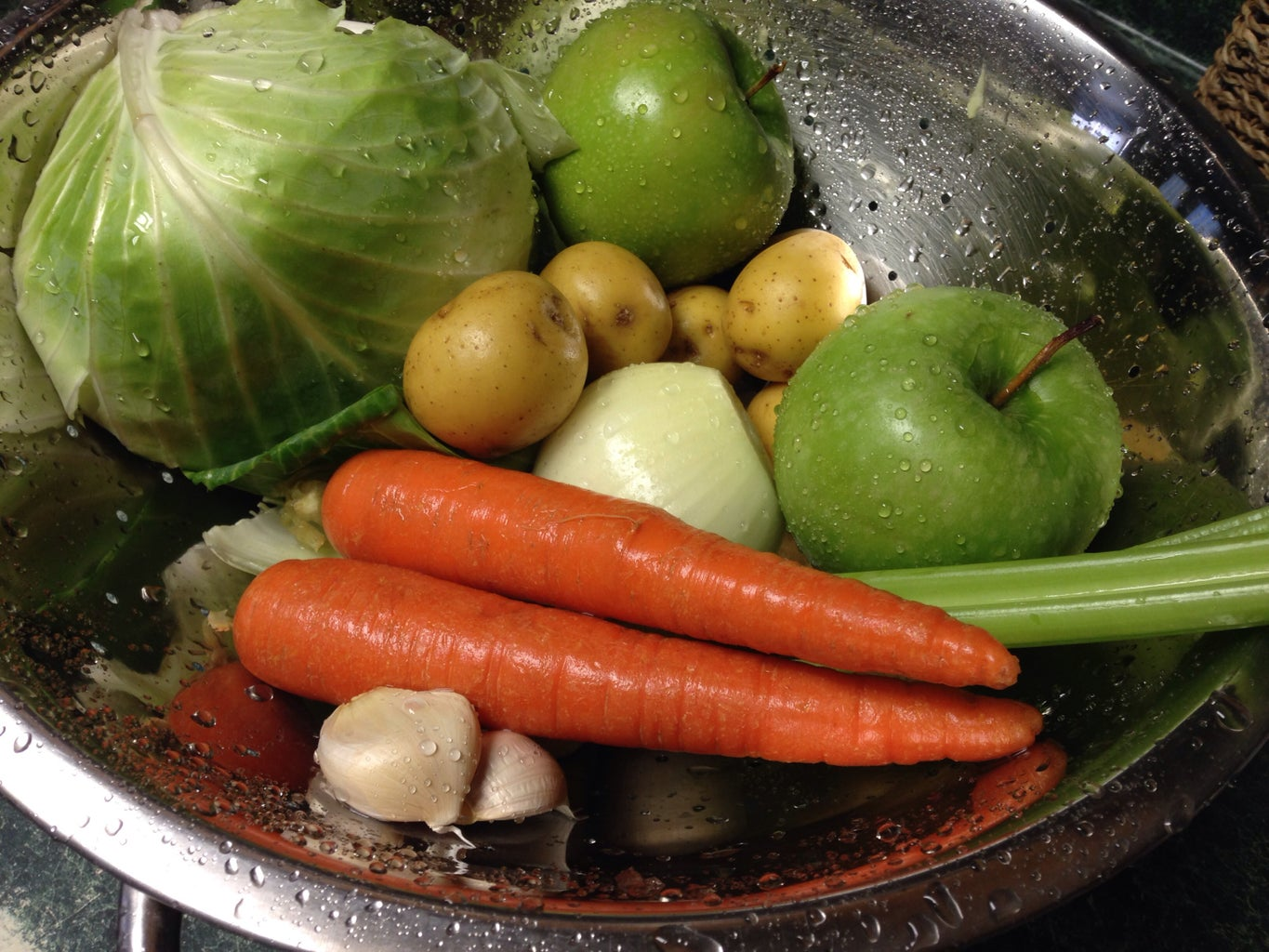 Veggies and Other Preparation