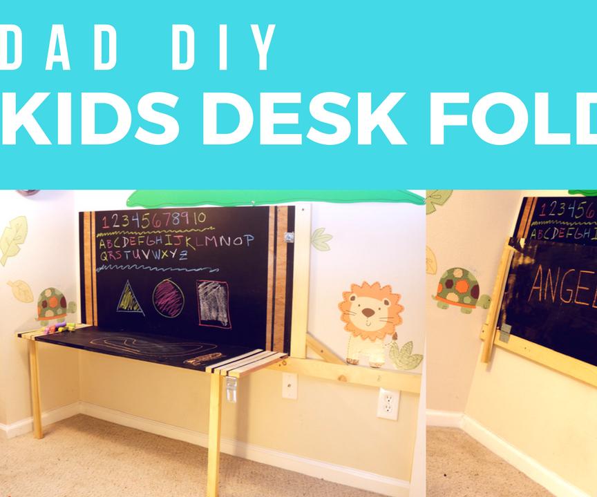 Kids Fold-Up Desk