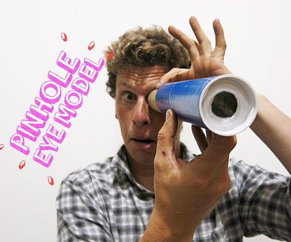 Pinhole Eye Model