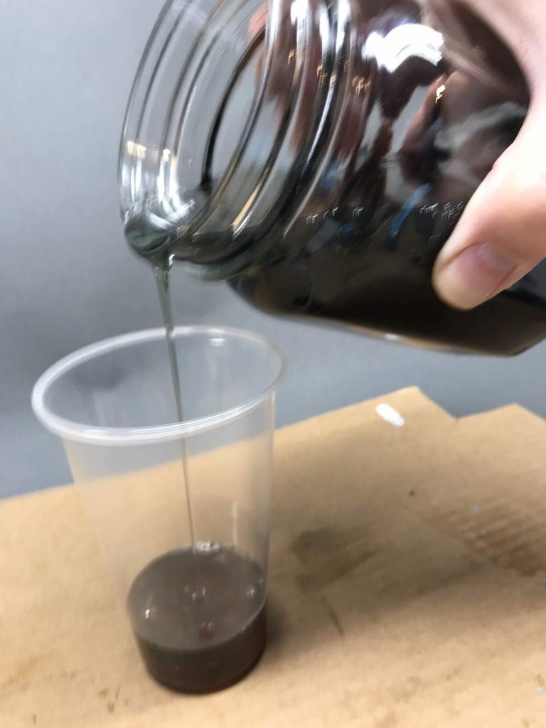 Mix and Pour Polyurethane