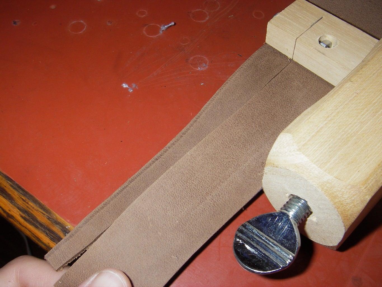 Leather Clockwork Corset