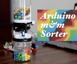 Arduino M&M色选机