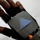 Working Cardboard Mandalorian Gauntlet: How to Make It