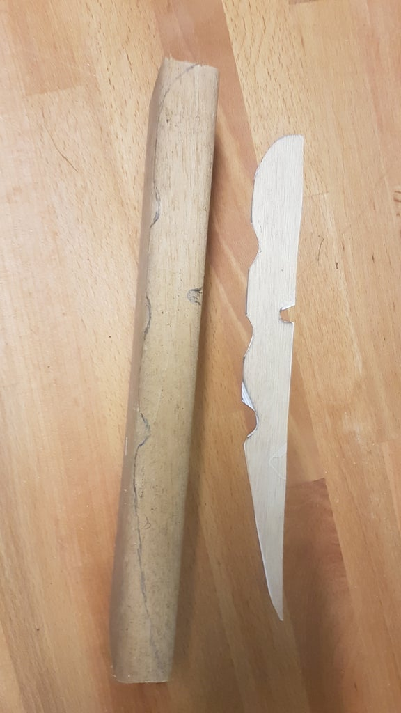 Cutting the Wood Into the Right Lenght