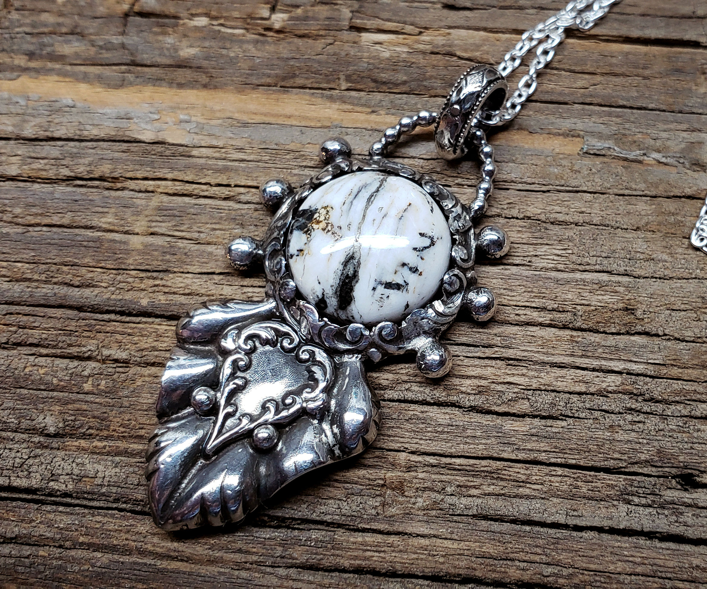 Silversmithing With Bezel Dies