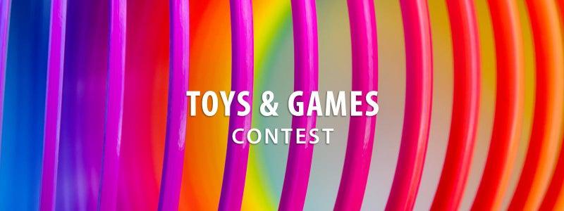 玩具与游戏比赛