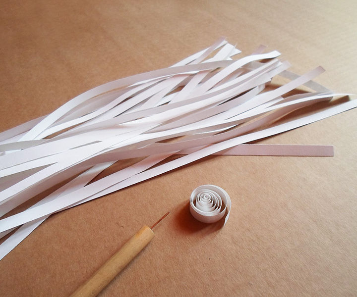 Cut Your Own Paper Quilling Strips in 2 Minutes