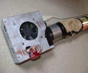 AC Fume Extractor