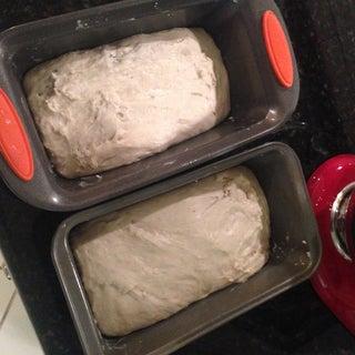 Homemade Bread Using a KitchenAid