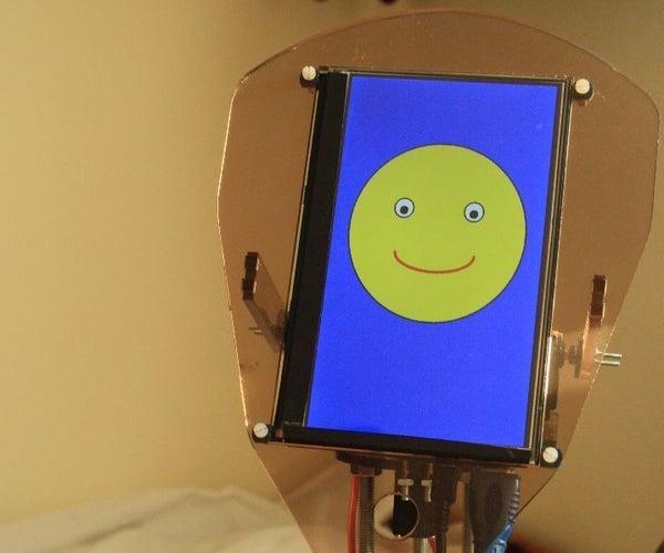 Brzydal - the Social Robot
