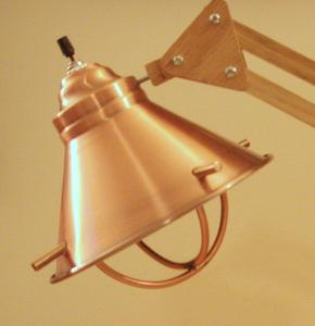 Make the Lamp Shade Mount