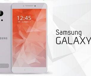如何在三星Galaxy S6上截图