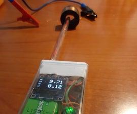 Portable Magnetometer