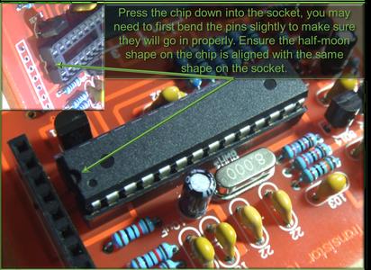 6.3 Snap in the ATmega328P AVR Microcontroller