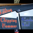 Welding Chipping Hammer Stainless Steel - DIY