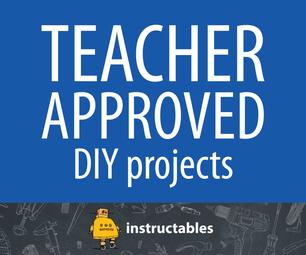 老师批准的DIY项目