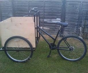 载货自行车/冰淇淋自行车