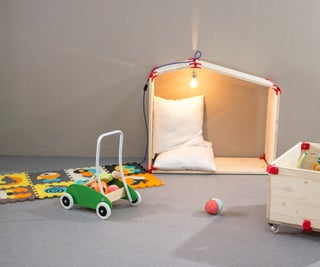 DIY Creative Spaces for Kids: the Coolest Kid in Da House