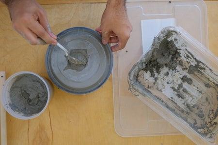 Step 4: Pour Concrete