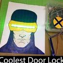 Coolest Door Lock Ever - Tutorial
