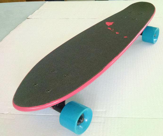 Step by Step Custom Old Skool Skateboard (Kaena Kruiser)