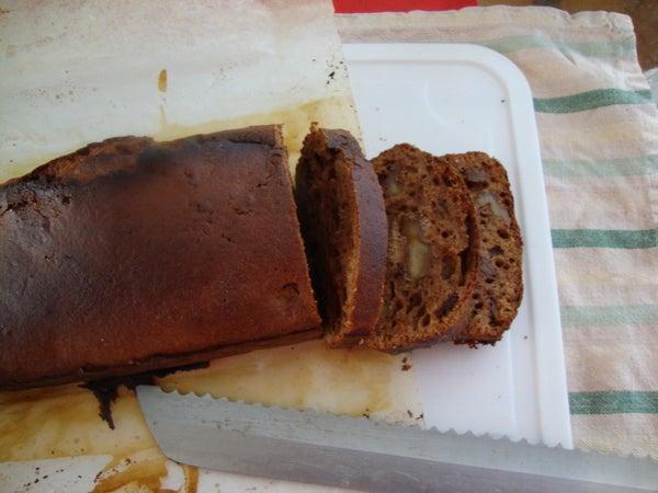 Walnut & Date Loaf