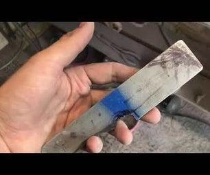 Making a Edc Fixed Blade Knife