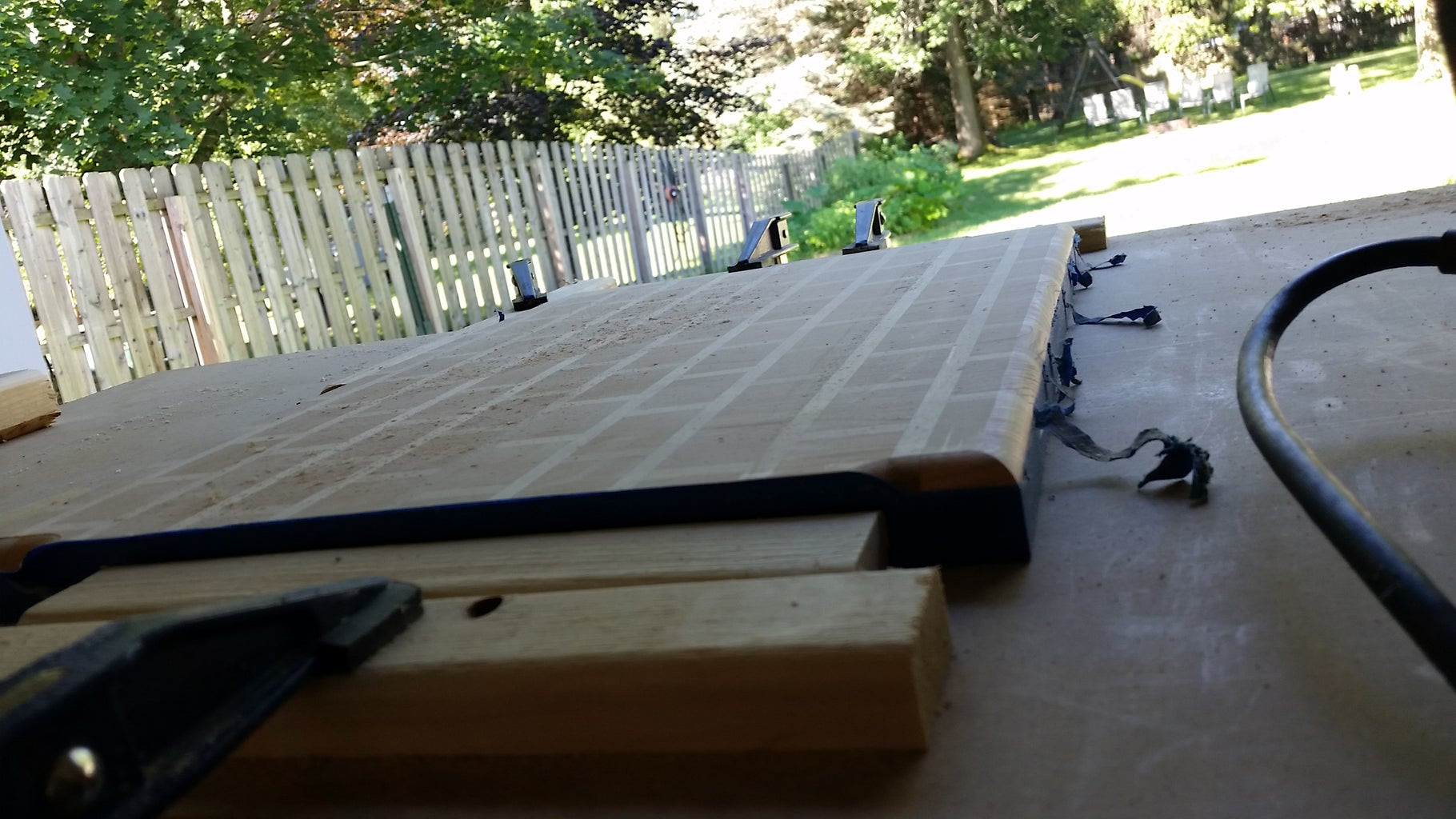Planing, Sanding, and Routing