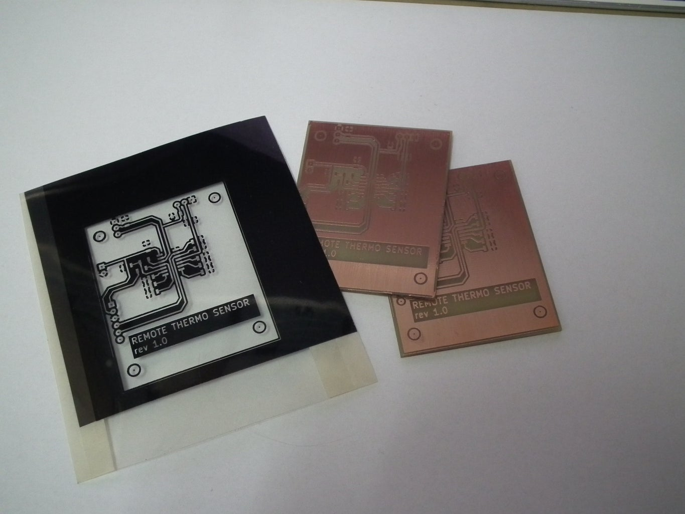 How to Make PCB at Home.