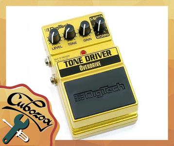 Repair DigiTech XTD Tone Driver Overdrive