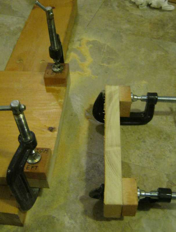 Miter Blocks - Cutting Straight Without A Miter Saw