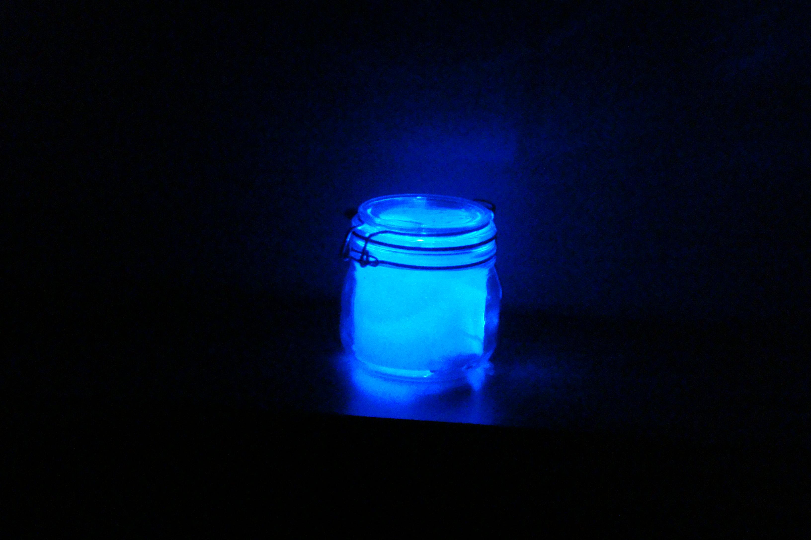 Super easy led lamp