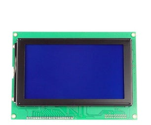 Arduino With T6963c 240x128 Graphic LCD Tutorial