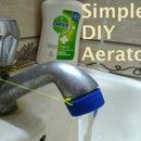 DIY Faucet Aerator