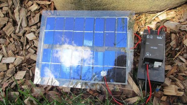 The Nicaragua Solar Panel