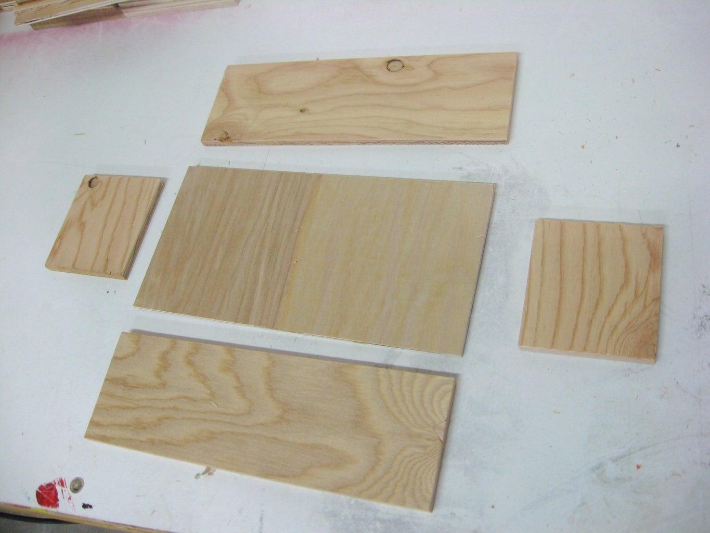 Cut Material